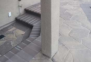 Pillar Installation | Backyard Pavers Mission Viejo