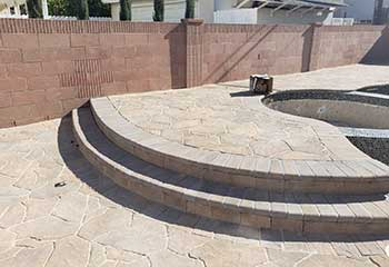 Paver Pool Deck Installation Coto De Caza | Backyard Pavers Mission Viejo